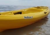 Indian 1 de KR Kayaks