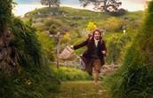My favorite book is The Hobbit