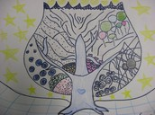 My tree drawing