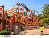 six flags first rollercoaster