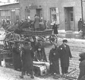 Jews in Lods Ghetto