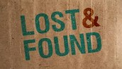 Lost and Found Plan