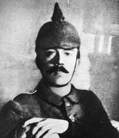 Hitler in Felde