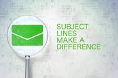 Use A Subject Line When Emailing