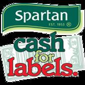SPARTAN CASH FOR LABELS PROGRAM