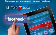 Comparez vos scores avec vos amis facebook !