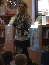 Author Visit with Kelly DiPucchio