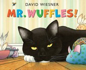 """Mr. Wuffles!"""