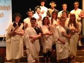 Latin Honor Society