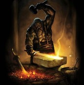 These are pictures of Hephaestus
