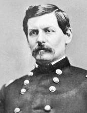 Union General; George McClellan