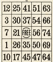 Some bingo