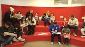 פעילות בספריה