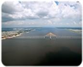 This is the Rio Negro Bridge