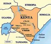 G- Kenya's Geography