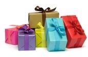 ¿Para quién compraste regalos?