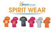 BRIGHTfutures Spirit Wear available