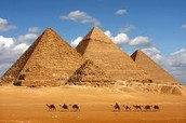 Come and Visit the home of the pyramids!