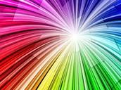 Rainbows are beautiful