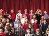 1st Grade Holiday Concert
