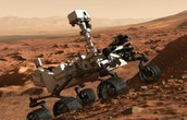 Chartered Mars rover rides
