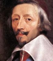Cardinal Richelieu.