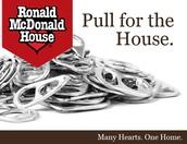Ronald McDonald House Tab Collection