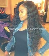CURLY SEW IN