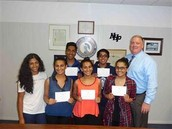 New Hyde Park Celebrates Seven Commended Students