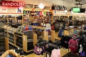 Most Famous Sporting Goods
