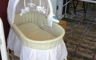 Kolcraft Bassinet/Excellent Condition