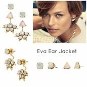 Eva Ear Jackets -$41, Reg - $54
