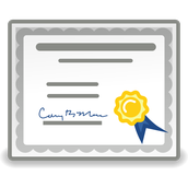 Need a Certificate?