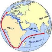 la confrontacion de intereses imperialistas en asia , oceania y africa