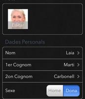 Personalització
