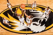 Mizzou Women's Basketball Home Game