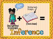 When we infer we...