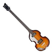 The bass that Paul played