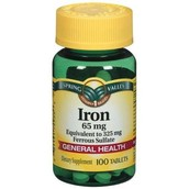 Iron Pills