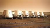 Where people sleep on a Mars mission .