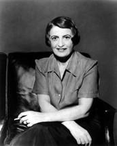 Ayn Rand 1905-1982