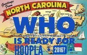 HOOPLA in Charlotte!!! August 4-6th