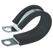 """5/8"""" Rubber Insulated Metal Clamps"""