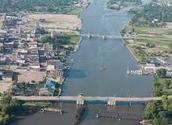 Saginaw river