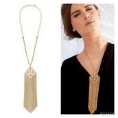 Makena Tassel Necklace