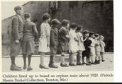 Orphan Train Experience