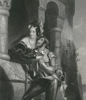 Juliet (on the left)