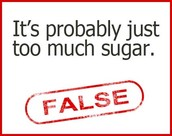 What does sugar do to ADHD children.