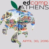 #EdCamp Athens is coming April 30th!