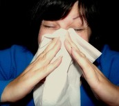 Are you sneezing all the time?